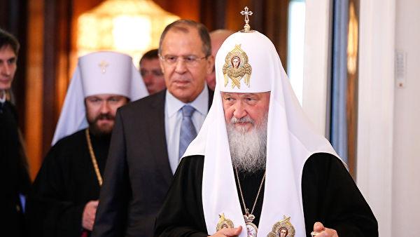 Патриарх Кирилл хочет, чтобы Зеленский не повторил ошибок «прежнего режима» Украины