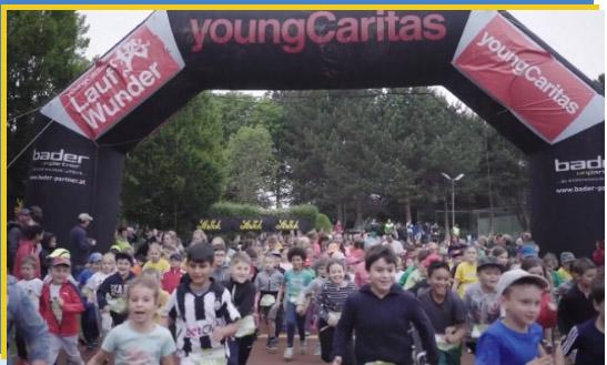 В Одесі греко-католики проведуть благодійний дитячий марафон «LaufWunder»