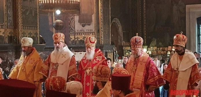 Архієпископ ПЦУ: Філарет пішов на томос лише під гарантії подальшого володарювання