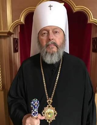 Митрополит ПЦУ в українській діаспорі Франції підтвердив свою підпорядкованість Константинополю