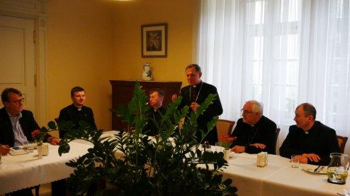 Римо-католики з Німеччини і України обговорили спільні благодійні проекти