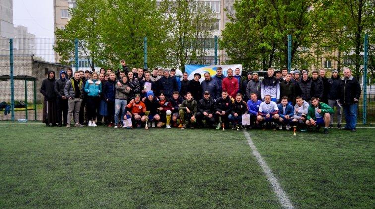 У Бердичеві католики провели V Кубок з міні-футболу пам'яті отця Олега Кондратюка