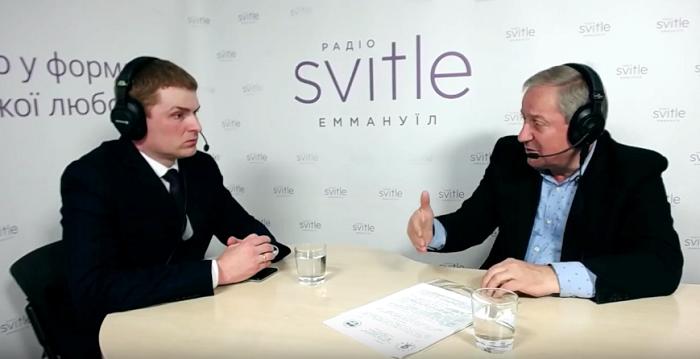 Декан Київської богословської семінарії Віктор Шевчук: Освіта прийшла на нашу землю разом з Біблією