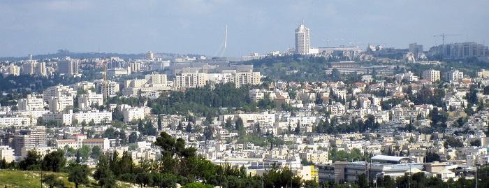 Парламент України обговорить визнання Єрусалима столицею Ізраїлю