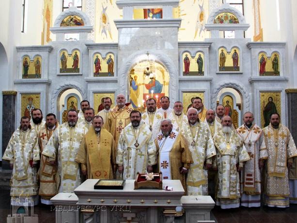 Синод УГКЦ зобов'язав духовенство неухильно дотримуватися вимог інструкцій щодо будівництва, розпису і збереження храмів