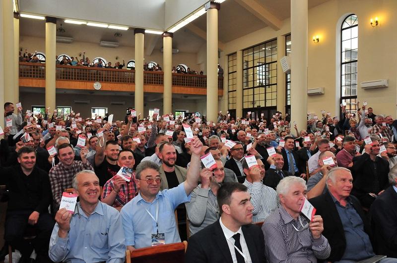 У Києві відбувся 28-й з'їзд Всеукраїнського союзу церков баптистів