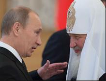 Патриарх Кирилл расхвалил Путина и поддержал его деятельность в аннексированном Крыму