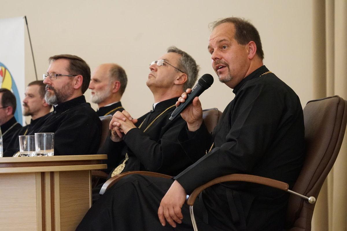 УГКЦ запровадила проект «Золотий вік священника» для 40-50-річних служителів, а також оновлені програми для семінарій і дружин священиків