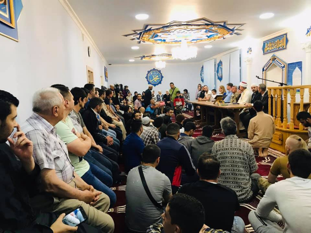 У Сєвєродонецьку мусульмани провели благодійний іфтар за участю священиків різних церков і місцевої влади