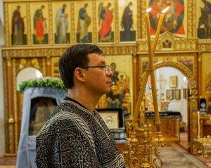 Депутат Євген Мураєв почав служити в УПЦ (МП)
