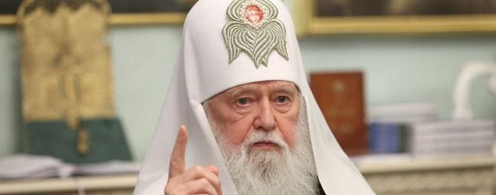 Філарет гальмує перереєстрацію своєї єпархії з УПЦ КП на ПЦУ