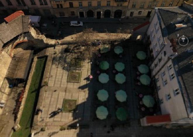 У Львові проведуть розкопки на місці Великої міської синагоги