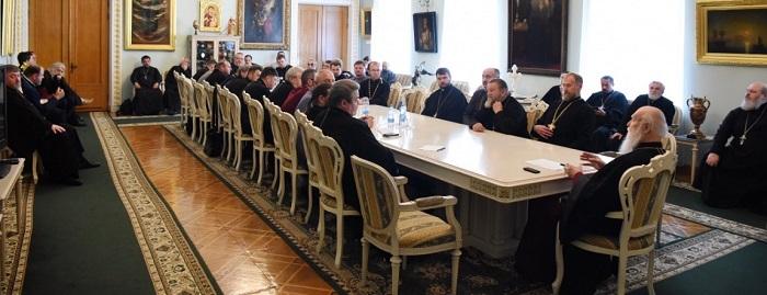 Філарет хоче скликати собор для відміни рішень Синоду ПЦУ
