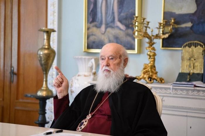 Учасники зустрічі з Філаретом розповіли подробиці його планів боротьби з рішеннями Синоду ПЦУ