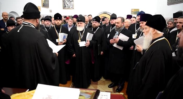 «Прес-служба Київської Патріархії» доводить, що Філарет з колегами неправильно провели Помісний Собор УПЦ КП
