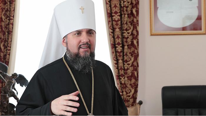 Епіфаній: «Кроки почесного патріарха не підтримуються ані парафіями, ані духовенством Києва»