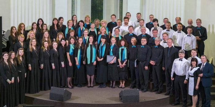 У Києві відбувся концерт збірного хору адвентистів Німеччини