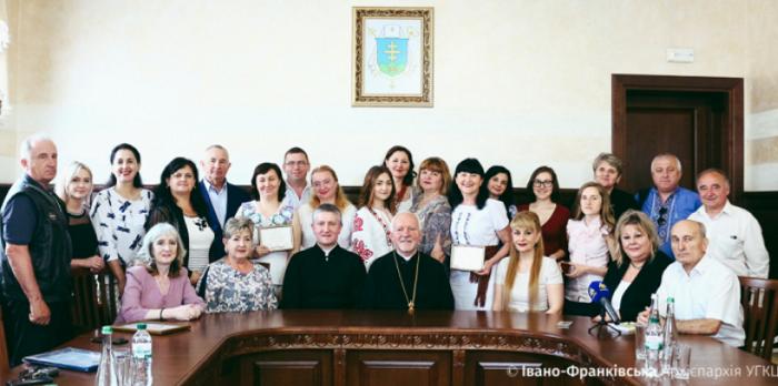 В УГКЦ нагородили світських і церковних журналістів