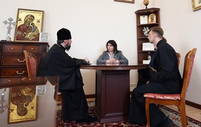 Глава ПЦУ і міністр у справах ветеранів обговорили співпрацю в адаптації захисників України