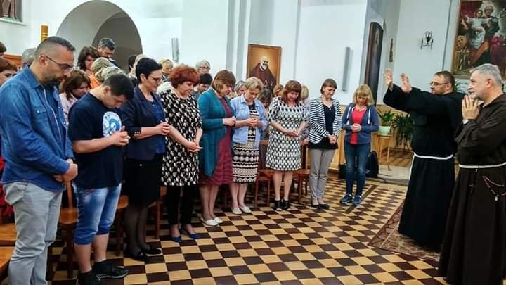 В Україні 1184 світських францисканців, які належать до 63 спільнот