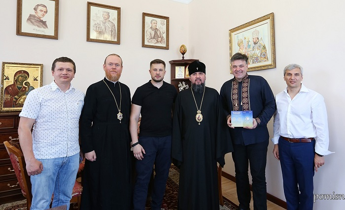 Глава ПЦУ обговорив з лідерами партій «Свобода» і «Національний корпус» державно-церковні відносини