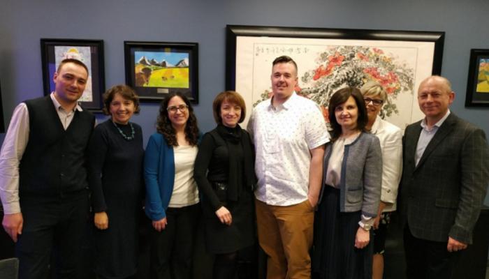 Викладачі Українського католицького університету ознайомилися з системою освіти в Канаді