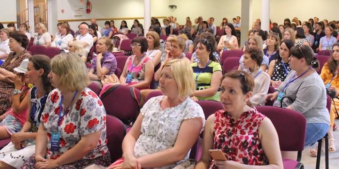 Конференція зібрала на Київщині 250 педагогів-адвентистів з метою підвищення їх кваліфікації