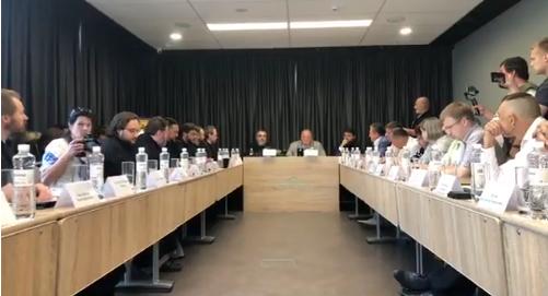 Церковно-громадський форум констатував «неврегульований» статус Філарета