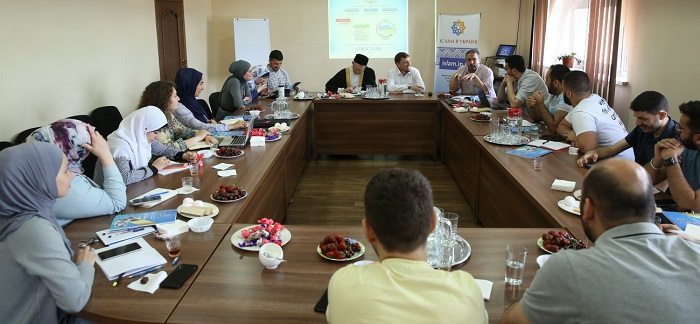 У Києві зібралося правління Форуму європейських мусульманських молодіжних і студентських організацій