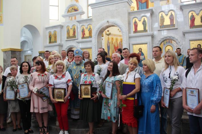 Відбулася перша проща державних службовців до духовного центру УГКЦ у Зарваниці