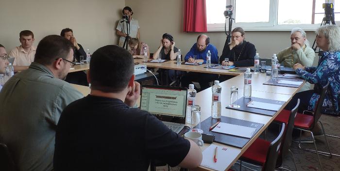 Переклад богослужбових текстів українською: міжконфесійна дискусія