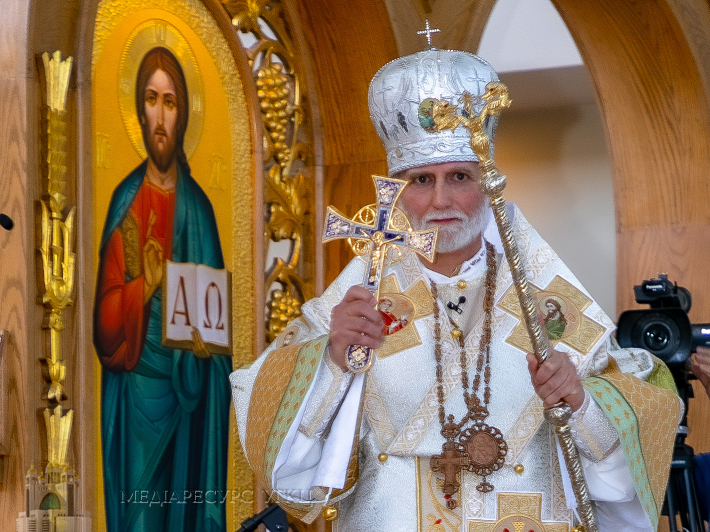 Митрополит УГКЦ став першим українцем, який отримав нагороду від Університету Нотр-Дам