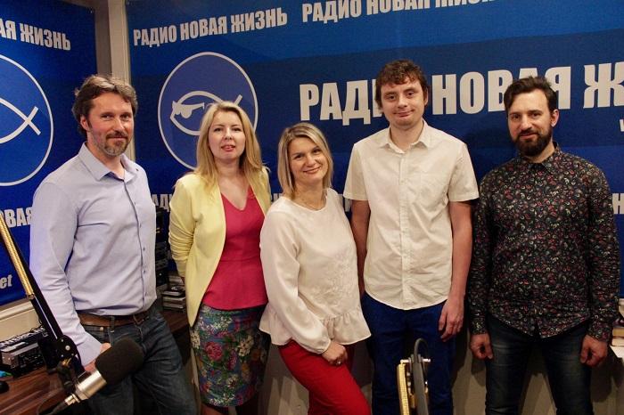 Христианская радиостанция «Новая жизнь» переезжает из России в Украину