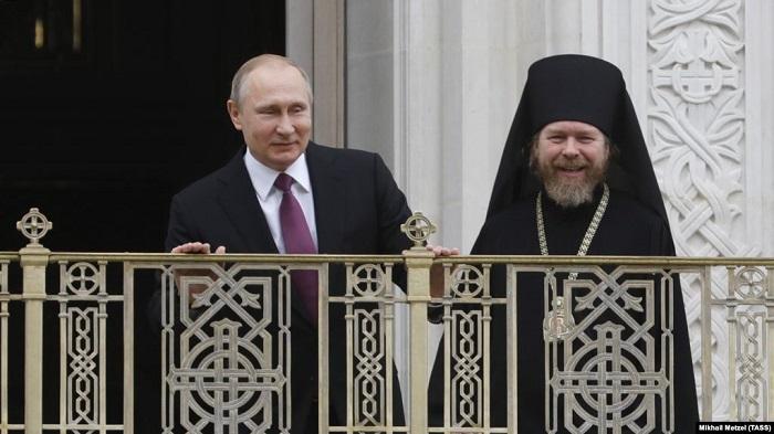 Митрополит РПЦ написал пьесу о Крыме