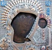 В России сгорела чудотворная икона. Глава РПЦ глубоко сопереживает