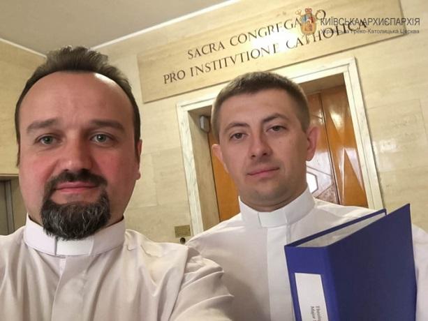 Міністерство освіти Ватикану акредитувало Київську семінарію УГКЦ