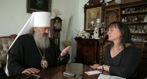 В УПЦ (МП) визнають заслуги Філарета і пропонують йому повернутися з титулом колишнього Блаженнішого митрополита