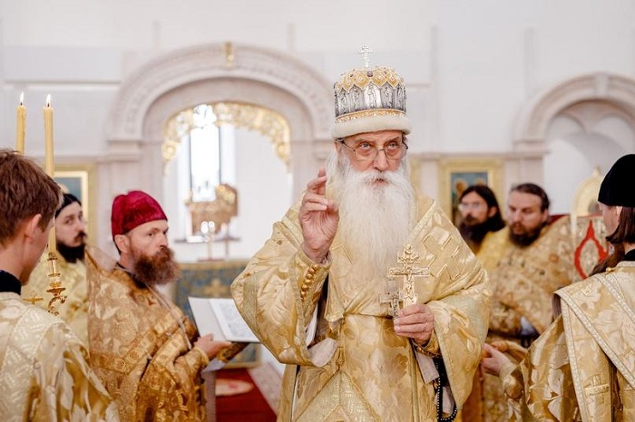 Старообрядческий митрополит освятил очередной храм в Крыму