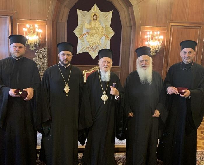Патріарх Варфоломій прогнозує визнання української автокефалії Елладською Церквою