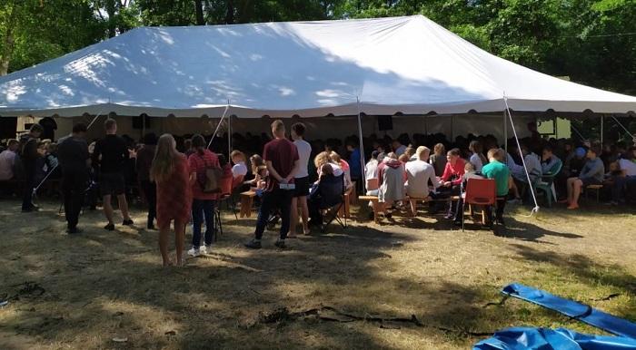 Баптисти влаштували ХІ підлітковий християнський фестиваль Волині