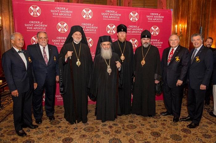Ієрархи ПЦУ взяли учать у конференції з питань релігійної свободи і привітали архієпископа Америки з інтронізацією