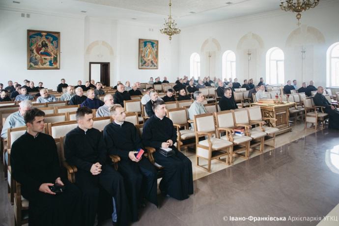 350 священиків УГКЦ зібралися на реколеції в Івано-Франківську