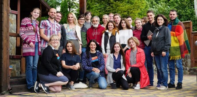 Український католицький університет провів літню школу «Цілісне лідерство задля майбутнього демократії в Україні»