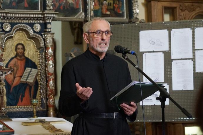 Єромонах-студит відклав акцію протесту щодо приміщення Музею митрополита Андрея Шептицького у Львові
