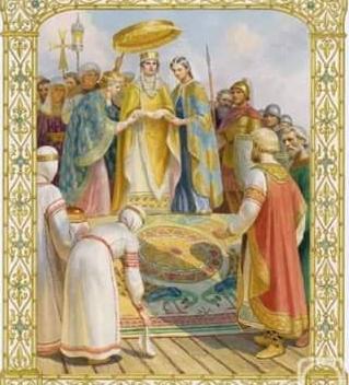 Відновити шанування цісарівни Анни — хрестительки і просвітительки Русі — пропонує український науковець