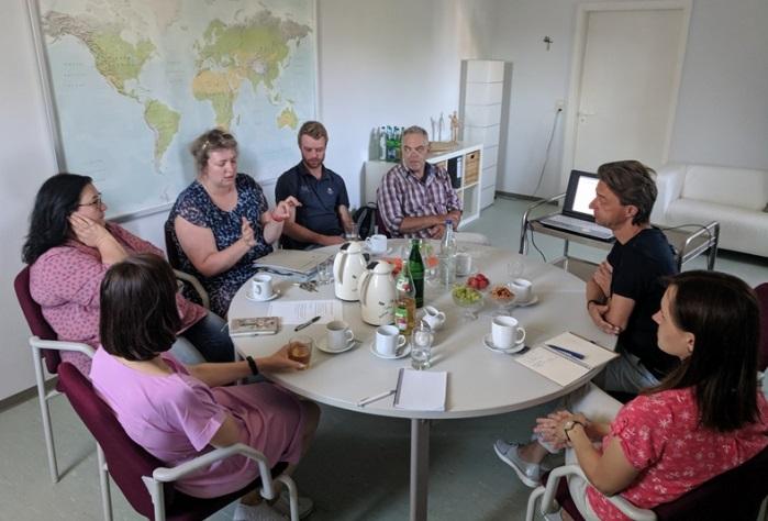 Представники УГКЦ ознайомилися з роботою німецьких центрів соціально-психологічної допомоги