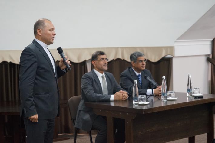 Посол Кувейту в Україні відвідав Патріарший дом УГКЦ у Львові