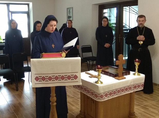 Випускницю одеського педуніверситету обрали настоятелькою згромадження сестер Пресвятої Богородиці Фатімської УГКЦ