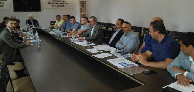 Рада Євангельських Протестантських Церков формує перелік тем для опрацювання новою владою України