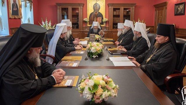 У Києві відбулися засідання владних органів ПЦУ, УПЦ (МП) і УПЦ КП